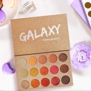 Makeup glitter Eyeshadow Palette, Galaxy Kara